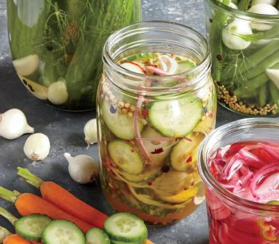 Pickles & Vegetables